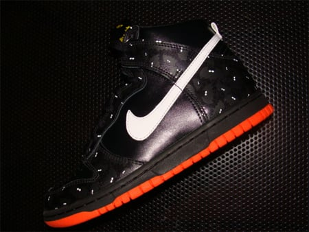 Nike Dunk High Premium (GS) - Halloween