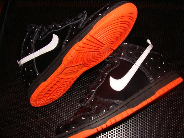Nike Dunk High Premium (GS) - Halloween