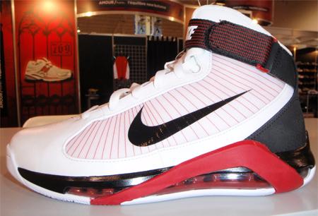 Nike Canada Trade Show - Spring 2009 Preview