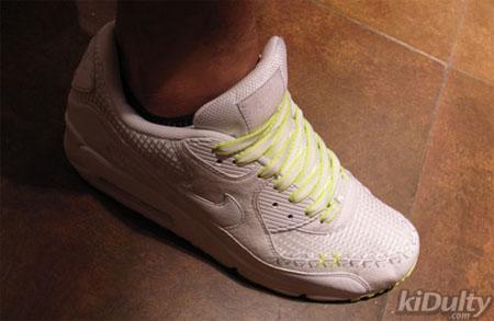 KAWS x Nike Air Max 90 Premium Sample