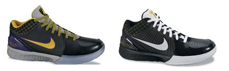 Nike Zoom Kobe IV 4