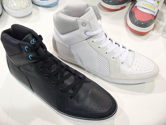 Lacoste Footwear Spring 2009 Preview