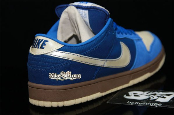 Nike SB Dunk Low - Melbourne Dunk | Gold Rail Dunk