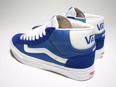 Classic Kicks x Vans Midschool 77