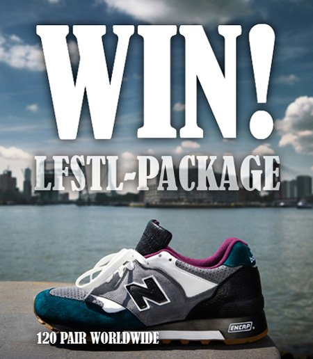 LFSTL x LEYP x New Balance 577 Contest