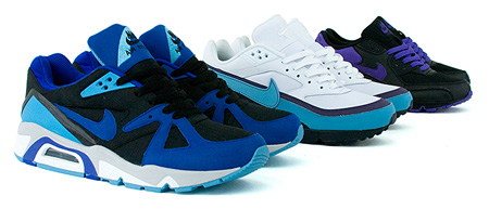 New Nike Releases - Air Structure Triax 91 | Air Classic BW | Air Max 90
