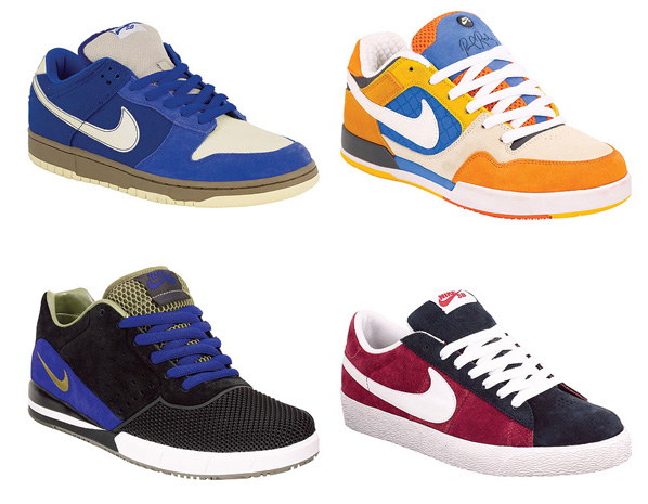 lovely Nike SB October Collection