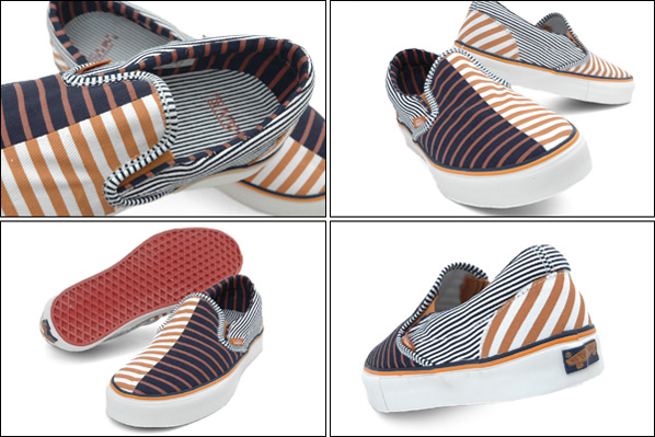 Vans Vault Slip-On LX - Striped Pack