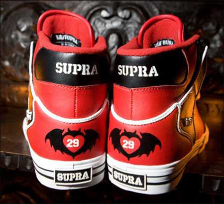 Supra Vaider - Pete Wentz 29th Birthday Edition