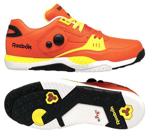Reebok AXT Side Pump Trainers