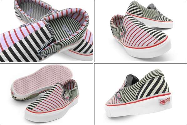 Vans Vault Slip-On LX - Striped Pack