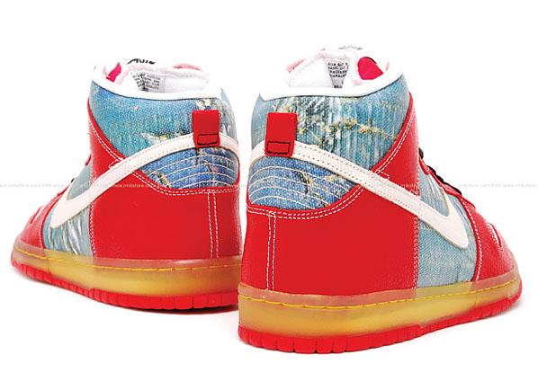 Nike Dunk High Premium SB - Shoe Goo Now Available