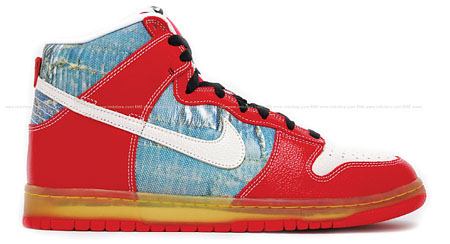 Nike Dunk High Premium SB - Shoe Goo Now Available