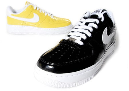 Slam Jam X Nike Air Force 1 - Optical Force