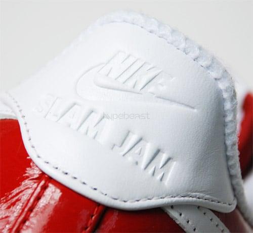 Slam Jam x Nike Air Force 1