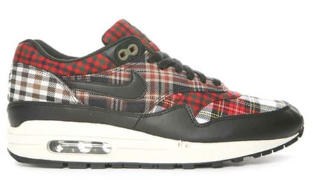 Nike Air Max 1 - Tartan Plaid