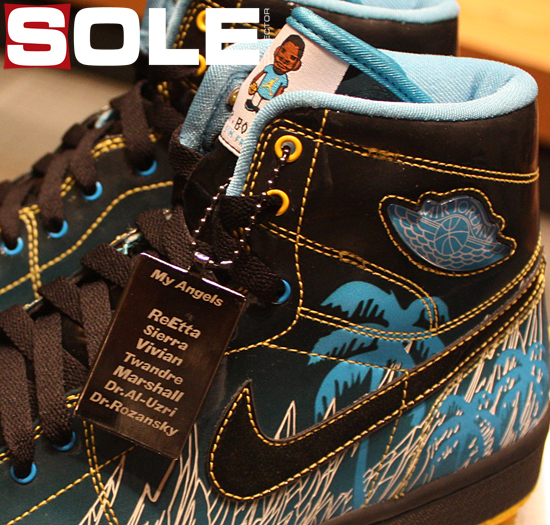 DoernbecherAir Jordan 1 High Doernbecher
