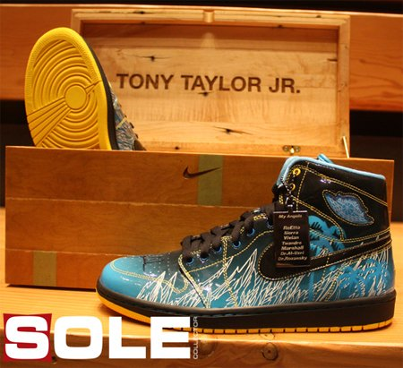 Air Jordan 1 High Doernbecher