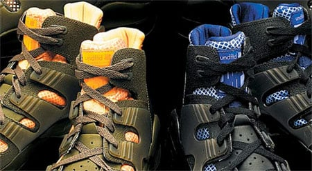 Undefeated x Adidas EQT BBall