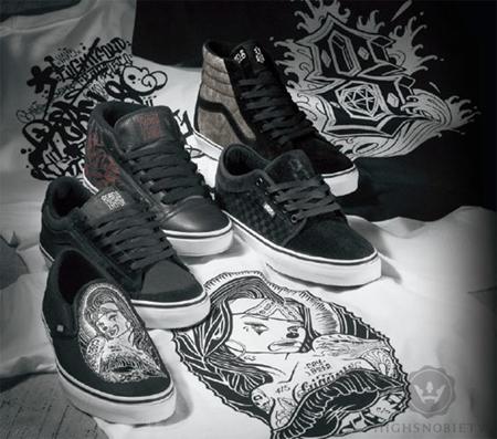 Vans x Rebel8