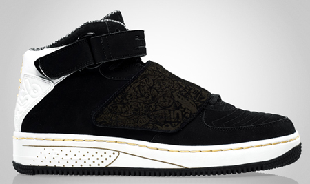 Air Jordan Force Fusion XX (20) Mid - Winter 08 Collection