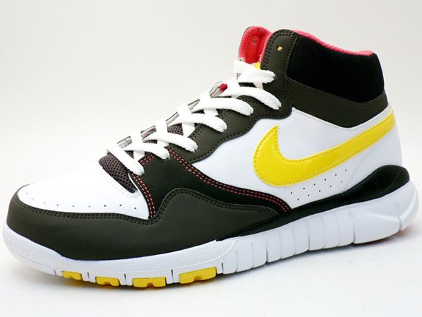 Nike Free Court Trail Mid | Low