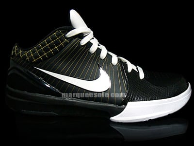 kobe black shoes