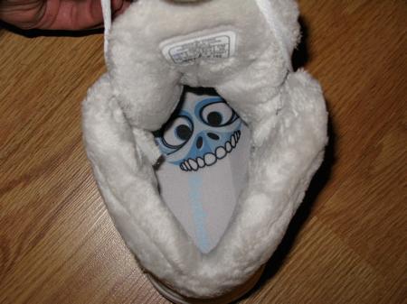 Reebok Omni Lite Pump - Abominable Snowman