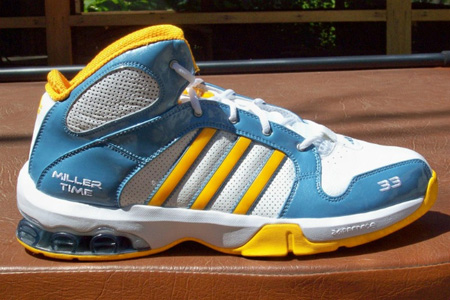 It's Miller Time: adidas a3 Decade II Mike Miller PE