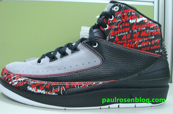 Air Jordan 2 (II) x Eminem - The Way I Am 678c7288a