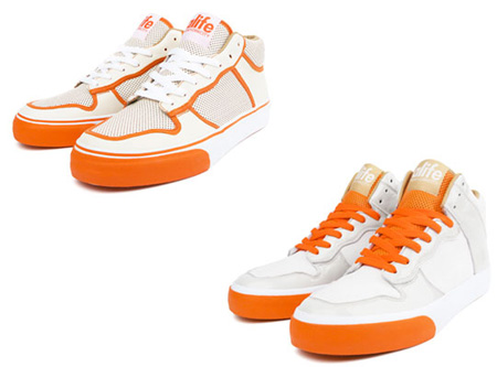 Alife Orange Pack Barneys NYC Exclusive