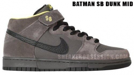 batman dunk nike sb