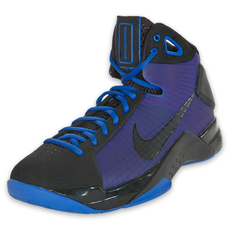 Nike Hyperdunk - Varsity Royal | Black | Fall 2008