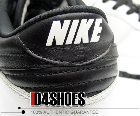 Nike Dunk Low - Metallic Silver / Black / White