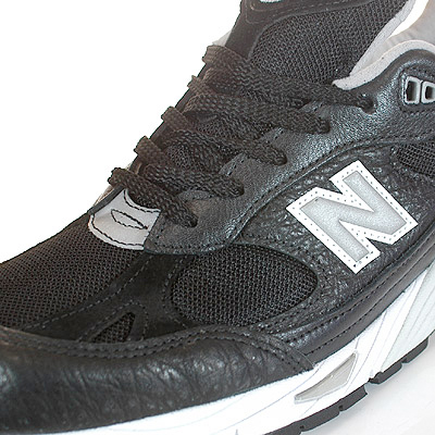 New Balance M991 - Black / Grey