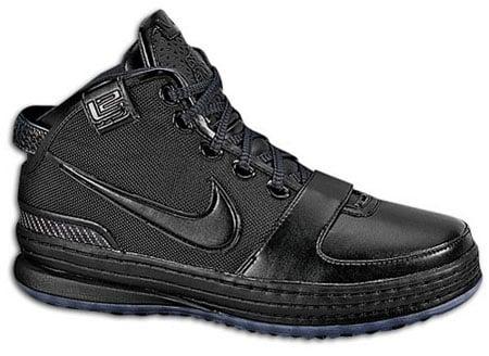 Nike Zoom LeBron VI (6) - Black