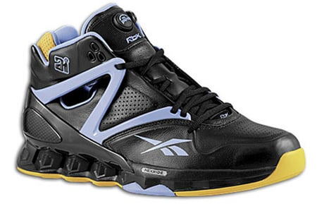 Reebok Pump Omni Hexride Player Exclusive (PE) - Allen Iverson | Denver Nuggets Away