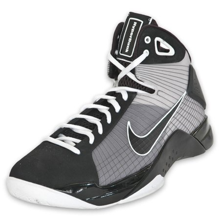 Nike Hyperdunk - White / Black | Fall 2008