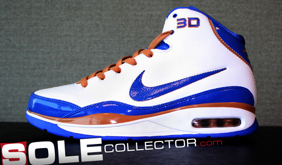 Player Exclusive: Caron Butler, Rudy Gay, and the Nike Bluechip!