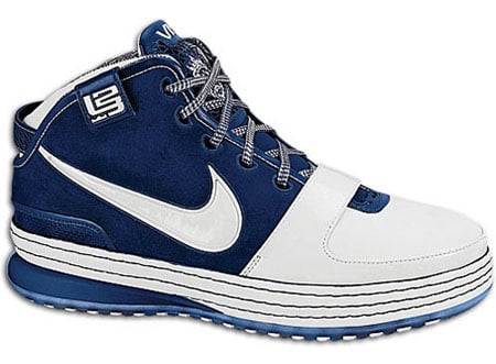 Nike Zoom LeBron VI (6) - Blue / White
