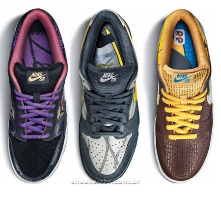 Nike SB Brazil Custom Series 3 | Dunk Low Artist Edition