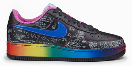 Nike Air Force 1 x Busy P Releasing in NY - LA