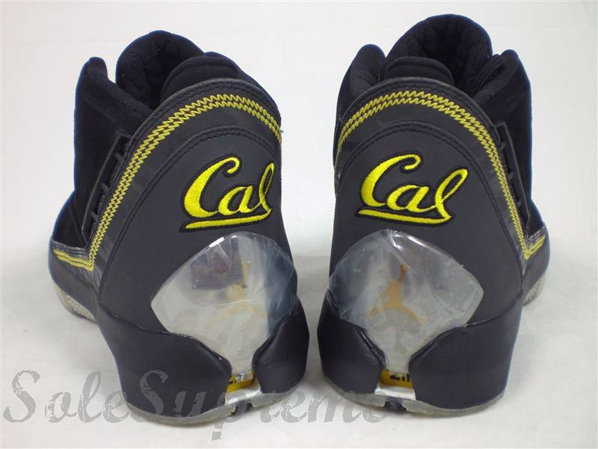 Air Jordan XX2 (22) Cal State Golden Bears Player Exclusive (PE)