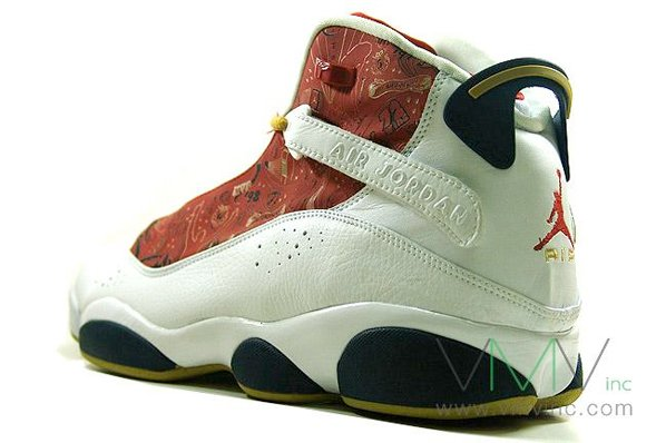 Air Jordan Six Rings - Championship Pack