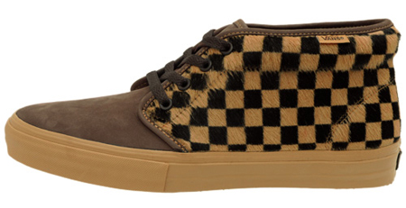 1ee79bd837 Vans Vault Checkered Pony Pack