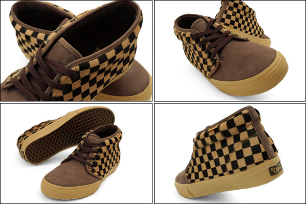 Vans Vault Checkered Pony Pack