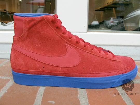 top fashion c33d8 7226f Nike Blazer High NBA Pack | SneakerFiles