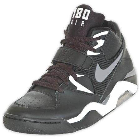 Nike Air Force 180 - Black / Cool Grey / White