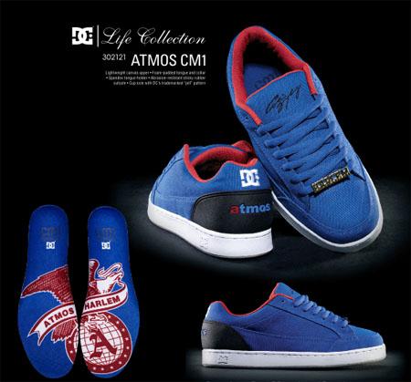 DC Life Collection x atmos