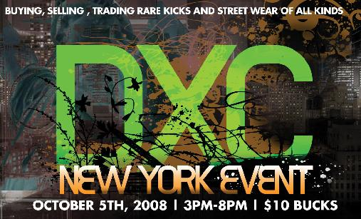 Dunk Exchange New York October 5th